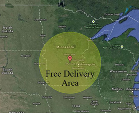 Free Delivery Minnesota